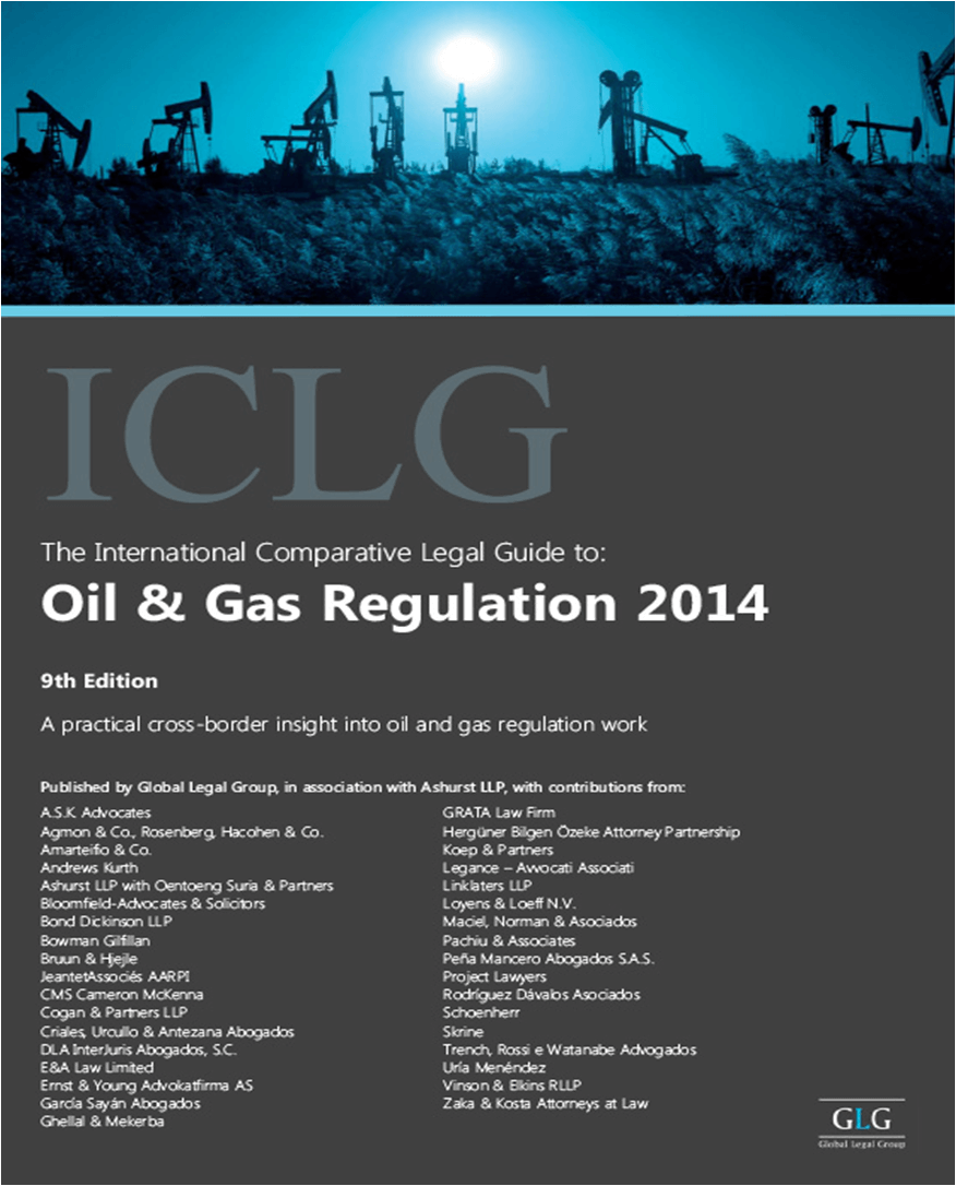 Oil & Gas Regulations 2014