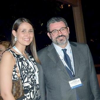 Peña Mancero en IBA Latin American Regional Forum Conference