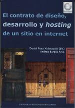 El Contrato de diseño, desarrollo y hosting de un sitio de internet