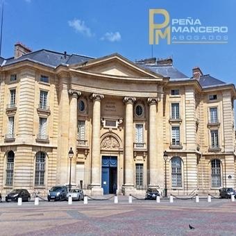 Jornadas de Derecho e Internet en la Universidad de París (Sorbona-Panteón)