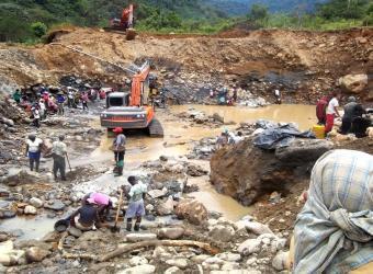 Suspenden provisionalmente los efectos del Decreto 933 de 2013 sobre formalización de minería tradicional