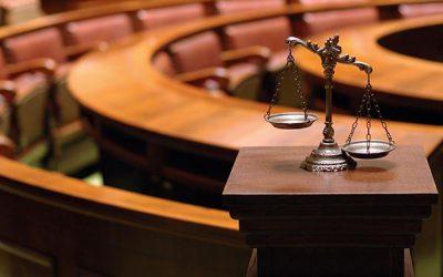 Cambios en los procedimientos judiciales