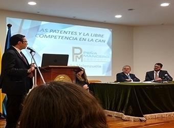 Peña Mancero Abogados en XII Congreso Internacional de Propiedad Intelectual
