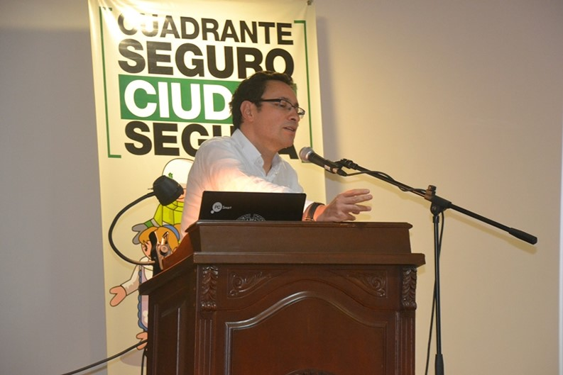 Daniel Peña participó del V Foro «LA PRUEBA DIGITAL»