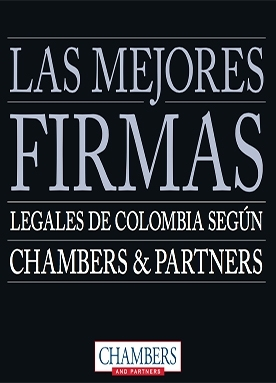 The best law firms in Colombia as Chambers & Partners