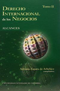 Derecho internacional de los negocios tomo II (2006)
