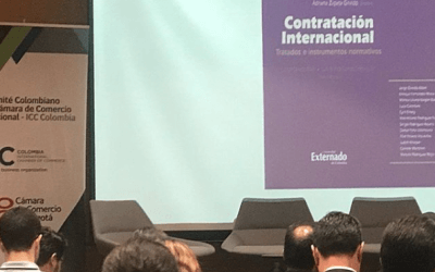 Presentation of the book International Contracting, with the participation of partner Daniel Peña