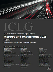 Mergers and Acquisitions 2015