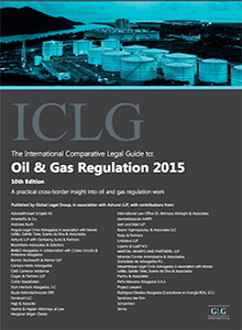 Global Legal Group Questions For The International Comparative Legal Guide To: Oil & Gas Regulation 2015