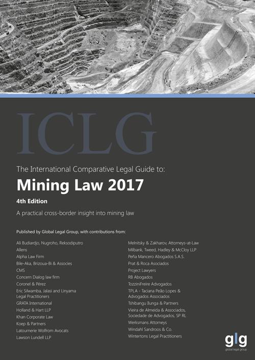 Mining Law 2017