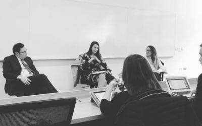 """Socio Daniel Peña participó en """"El Diálogo Contemporáneo en Derecho Privado: la forma y consentimiento en la contratación electrónica"""""""