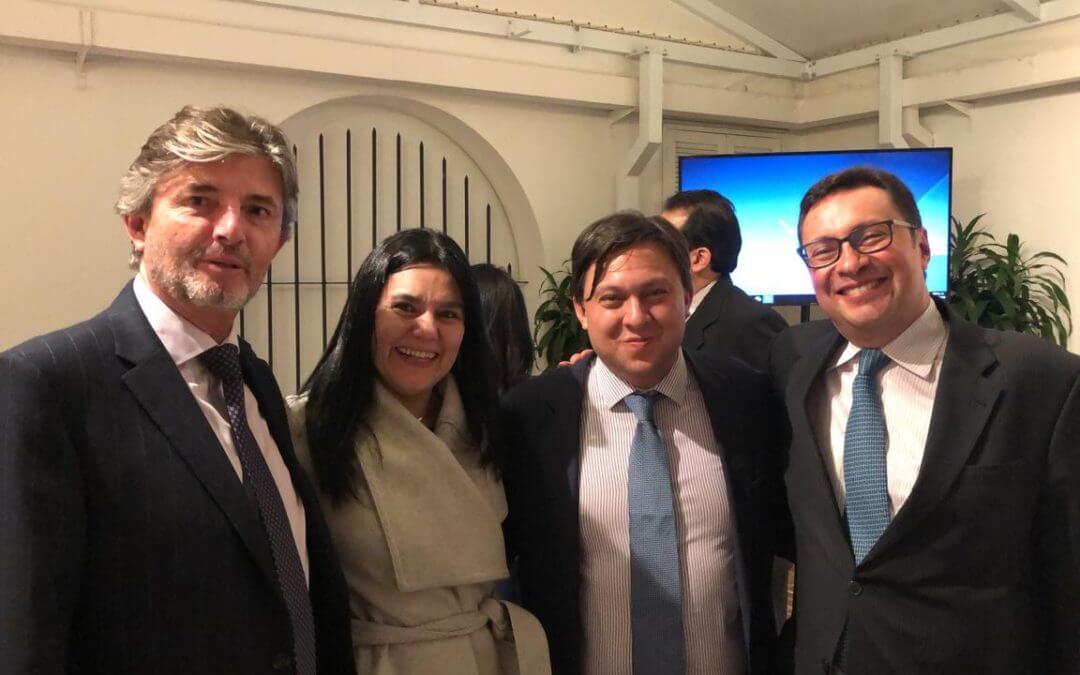 Peña Mancero Abogados participó del 5to Aniversario de REDBRIT Colombia