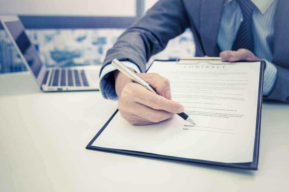 Contrats de prestation de services